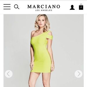 Marciano by Guess Bandage Dress